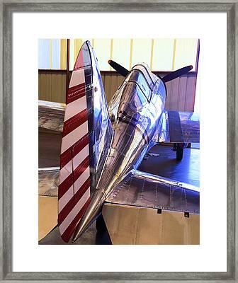 p6 Framed Print by Viktor Savchenko