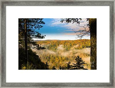 Pa Grand Canyon Framed Print