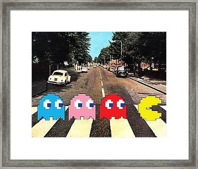 Paccy Road Framed Print by Paul Van Scott