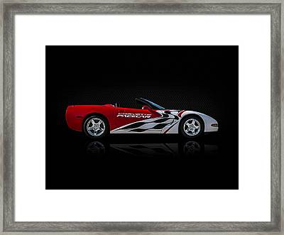 Pace Maker Framed Print