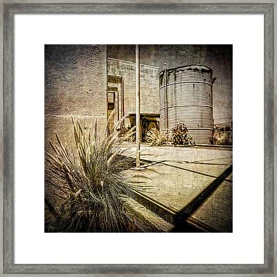 Pacific Airmotive Corp 01 Framed Print by YoPedro