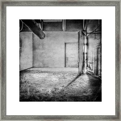 Pacific Airmotive Corp 04b Framed Print by YoPedro