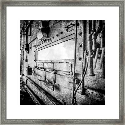 Pacific Airmotive Corp 05b Framed Print by YoPedro