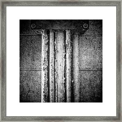 Pacific Airmotive Corp 11 Framed Print by YoPedro