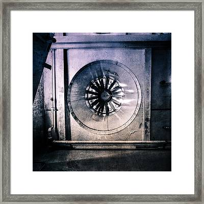Pacific Airmotive Corp 15 Framed Print by YoPedro