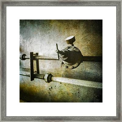 Pacific Airmotive Corp 17 Framed Print by YoPedro