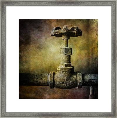 Pacific Airmotive Corp 24 Framed Print by YoPedro