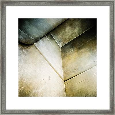 Pacific Airmotive Corp 27 Framed Print by YoPedro