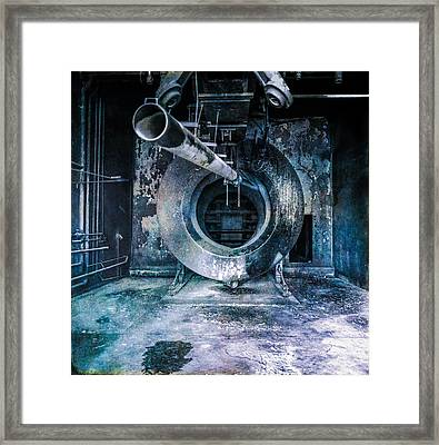 Pacific Airmotive Corp 31 Framed Print by YoPedro