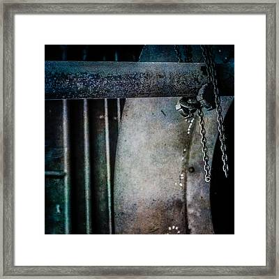 Pacific Airmotive Corp 32 Framed Print by YoPedro