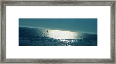 Pacific Framed Print by Ben and Raisa Gertsberg