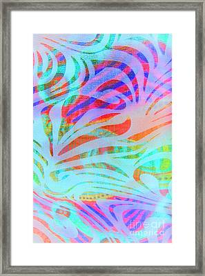 Pacific Daydream Framed Print by Nareeta Martin