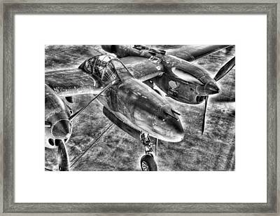 Pacific Knights Framed Print by JC Findley