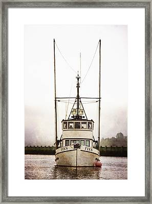 Pacific Northwest Morning Framed Print