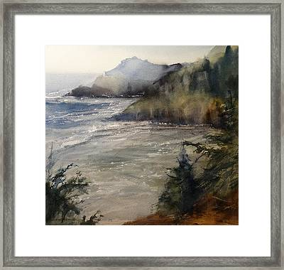 Pacific Northwest Framed Print