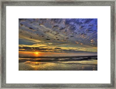 Pacific Paradise 2 Framed Print