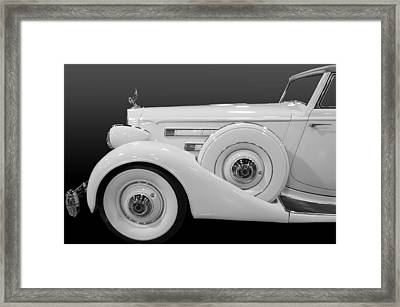 Packy Too Framed Print by Bill Dutting