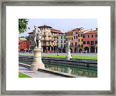 Padova Framed Print