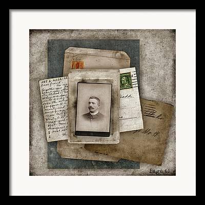 Postcard Framed Prints
