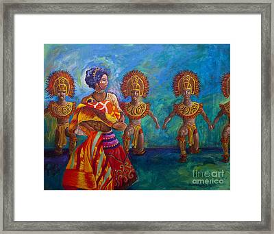 Paghidaet Framed Print by Paul Hilario