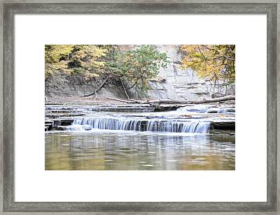 Paine Creek Framed Print