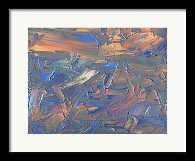 Expressionism Drawings Framed Prints