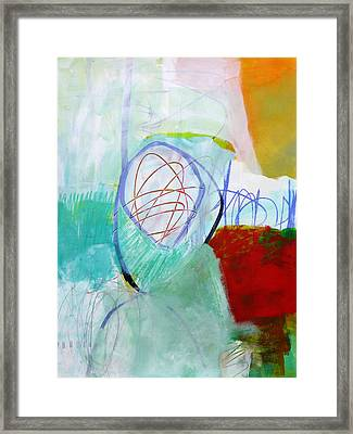 Paint Solo 2 Framed Print by Jane Davies