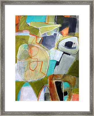 Paint Solo 9 Framed Print by Jane Davies
