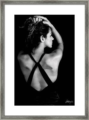 Painted Dreams Framed Print by Jacque The Muse Photography