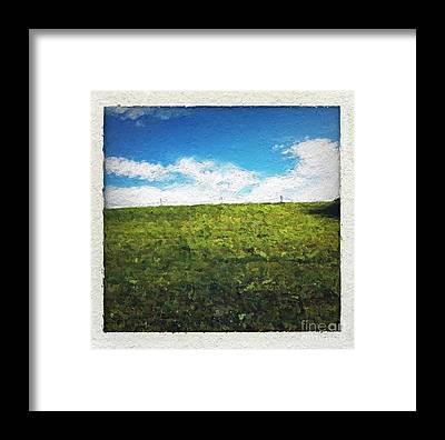 Park Framed Prints