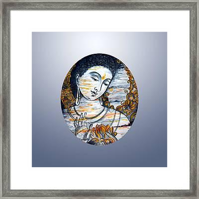 Enlightened Framed Print