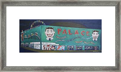 Palace 2013 Framed Print by Patricia Arroyo
