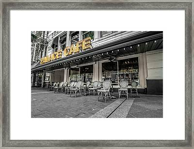 Palace Cafe In New Orleans 2 Framed Print