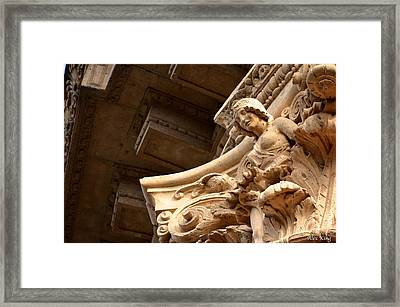 Palace Of Fine Arts Sf Framed Print by Alex King