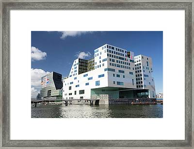 Palace Of Justice Framed Print by Ashley Cooper