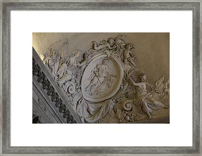 Palace Of Versailles - Paris France - 011313 Framed Print by DC Photographer