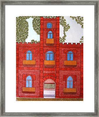 Palacio Framed Print