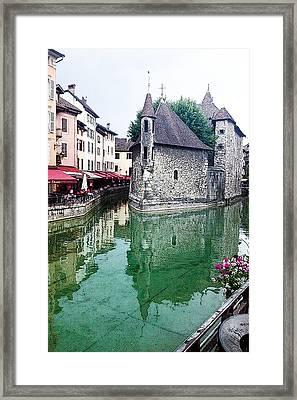 Palais De L'isle Framed Print