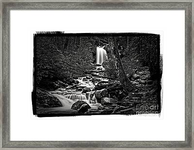Palatium Waterfalls Framed Print by Paul W Faust -  Impressions of Light
