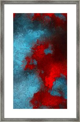 Palazzo Riso Framed Print by Jeff Iverson