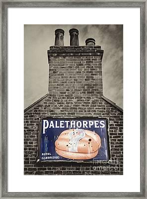 Palethorpes  Framed Print by Rob Hawkins
