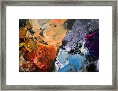 Pallet 5 Framed Print