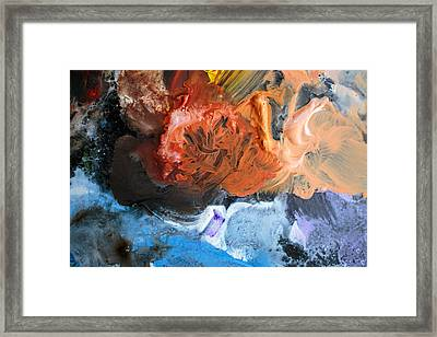 Pallet 7 Framed Print