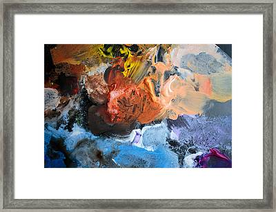 Pallet 8 Framed Print