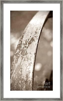 Palm Reader Framed Print by Luke Moore