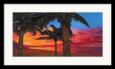 Seacapes Framed Prints