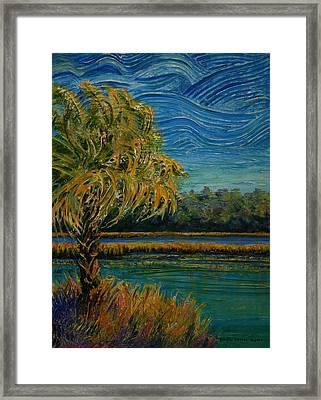 Palmetto State Framed Print