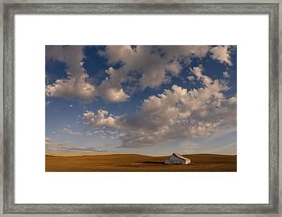 Palouse Serenity Framed Print