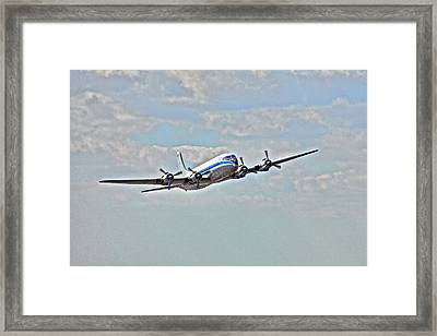 Pan American Clipper Framed Print by William Wetmore