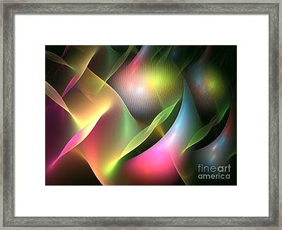 Pan Framed Print by Kim Sy Ok